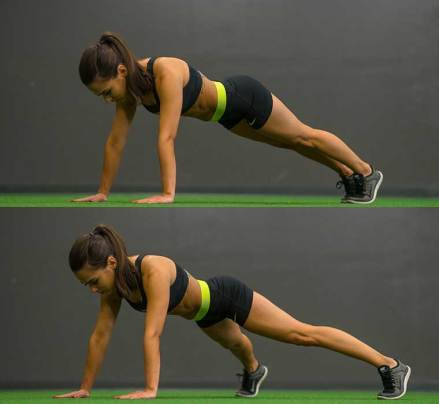 Image result for Plank Jacks
