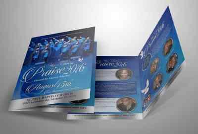 Pinn Advertising Event Program