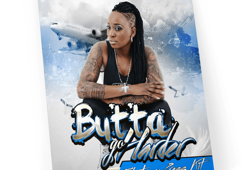 Butta Go Harder - Electronic Press Kit