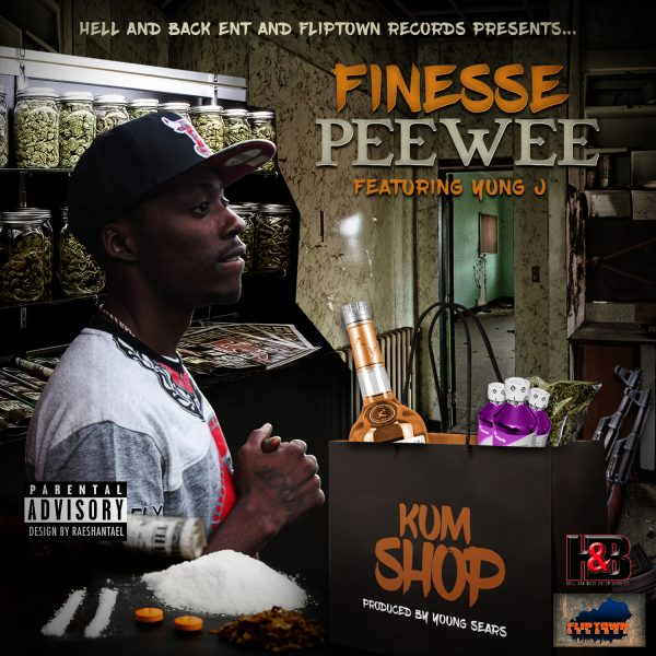 Finesse PeeWee - Cover