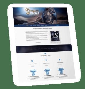 Kingdom of Yisrael - Website