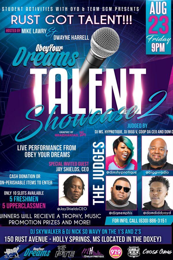 OYD-TalentShow