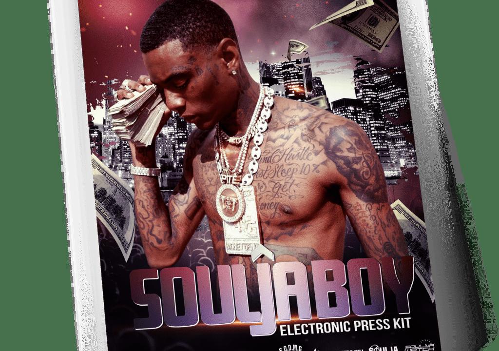 Soulja Boy - Electronic Press Kit