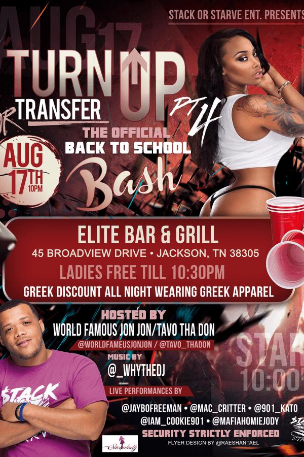 Turn Up or Transfer Pt4