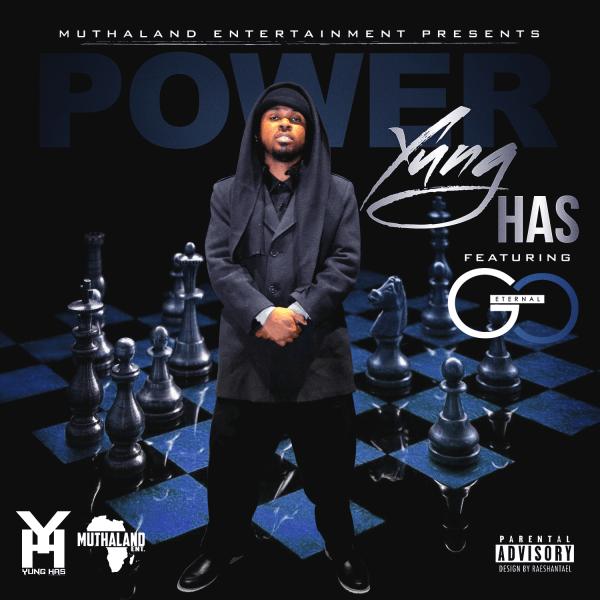 Yung Has - POWER artwork
