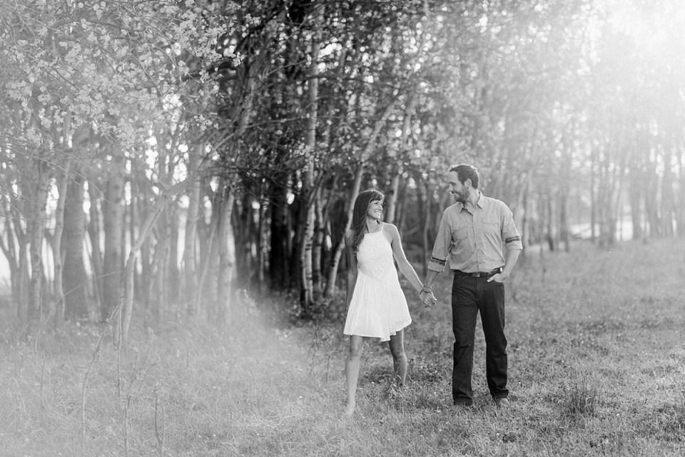 Fall Engagement Photos Red Deer Photographers Stettler