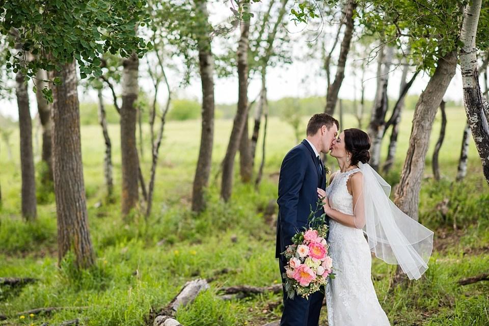 Gorgeous Rustic Summer Wedding in Killiam, Alberta | Central Alberta Wedding Inspiration