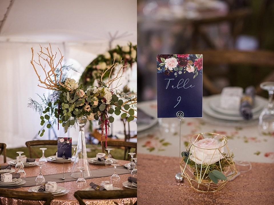Romantic Outdoor Sunset Wedding | Red Deer Wedding Photographers | A Wedding Full of Florals