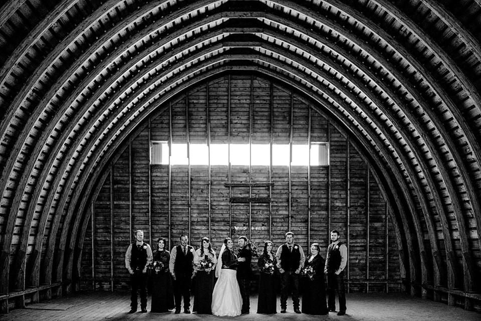 Burgundy and Denim Country Wedding   Red Deer Photographers   Bashaw, AB