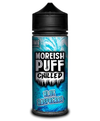 Moreish Puff - Chilled - Blue Raspberry