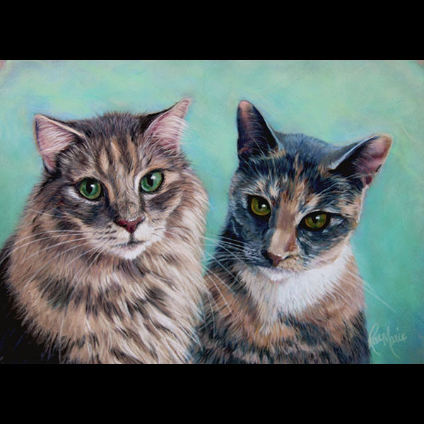 pastel-pet-portrait-by-rae-marie-cats-chevy-lily