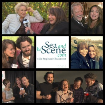 SEA AND BE SCENE tv for Rae of Hope