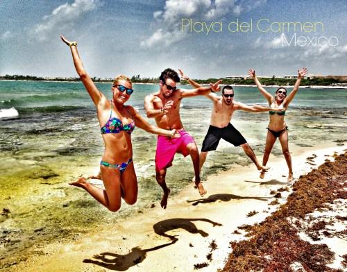 Playa del Carmen, Mexico // Lagoon