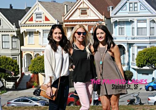 The Painted Ladies, Steiner St, San Francisco