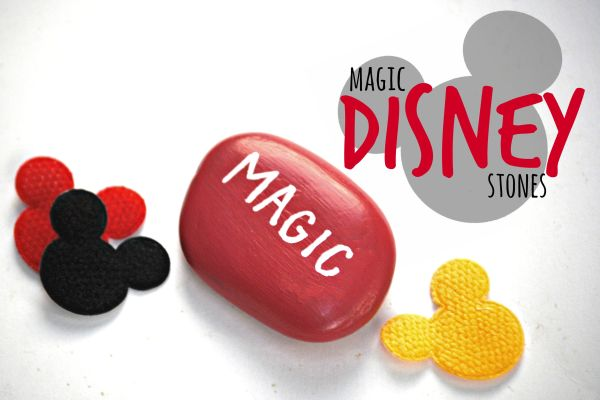 Magic Disney Stones DIY