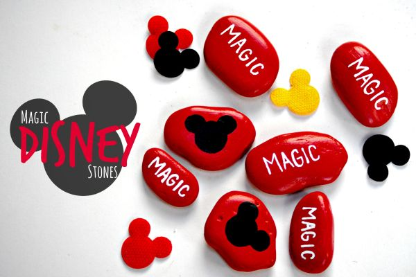 Magic Disney Stones