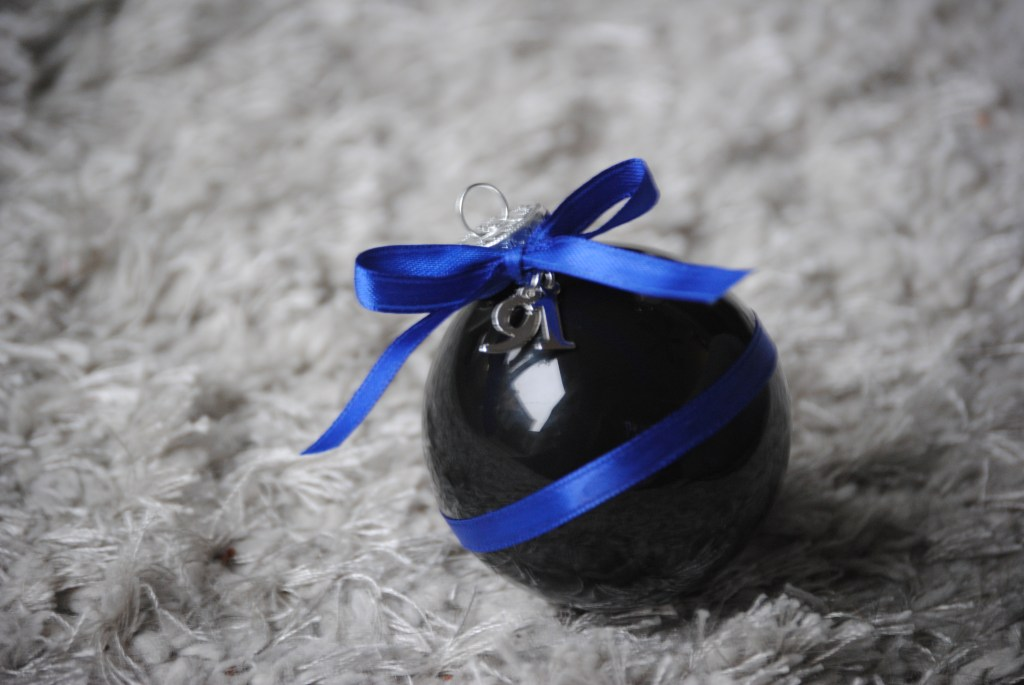 DIY Police Officer Ornament