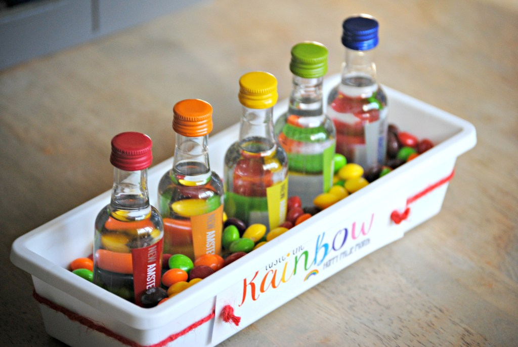 DIY Gift - Taste the Rainbow
