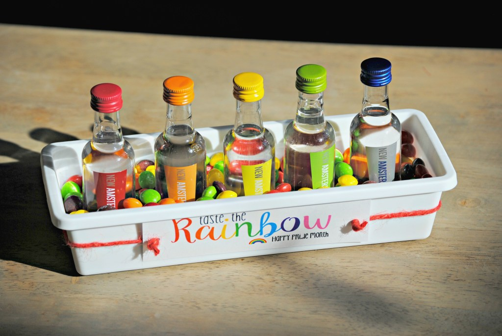 Taste the Rainbow DIY Gift