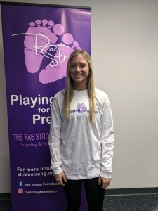 Playing For Preemies Long Sleeve White