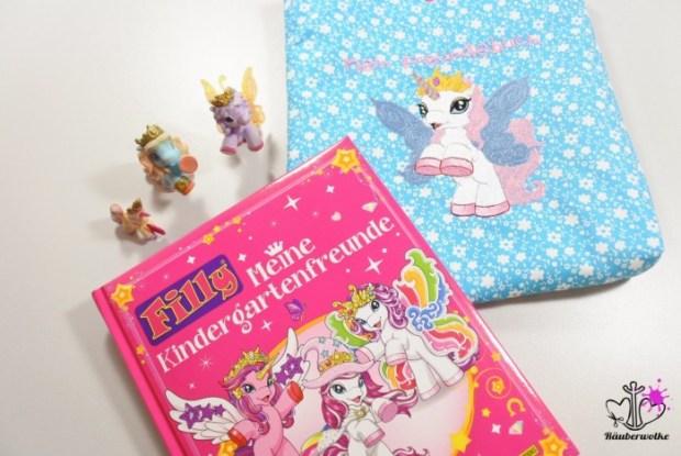 Filly Pferd Freundebuchtasche // Raeuberwolke.ch