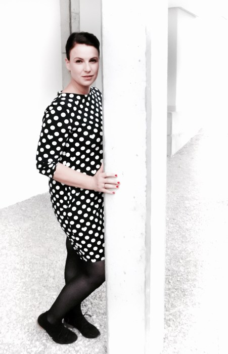 My first Dress - Fine von Evli's Needle // Raeuberwolke.ch