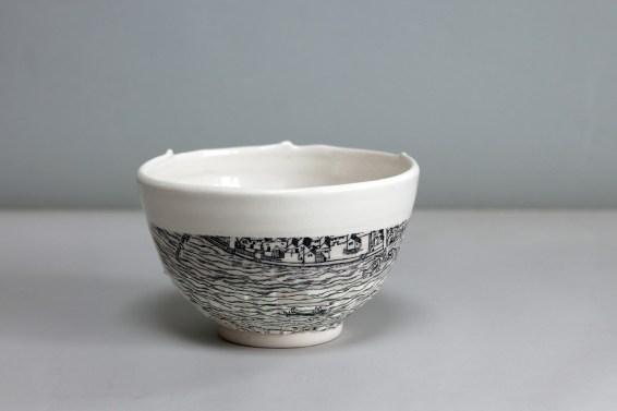 Elizabethan Tea Bowl