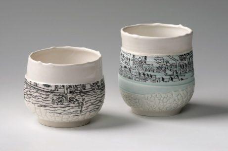 Thames Tea Bowls