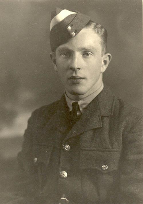 Cruwys - Gerry in pilot uniform colour web (2)