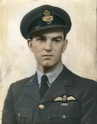 Robert Mooney, the pilot