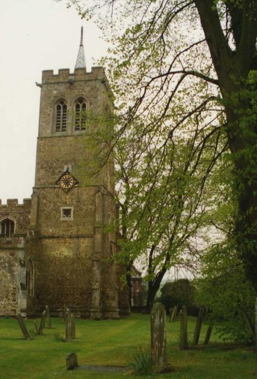 great gransden church