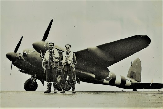 briggs and baker with mosquito
