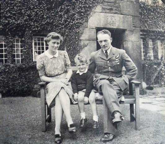 Selina, Eddie and Jack Blair