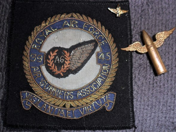 Air gunners assoc badge