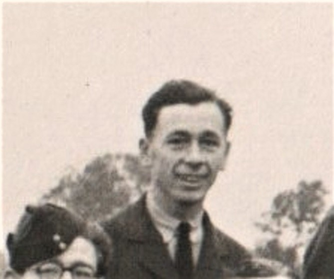 109 Squadron, October 1944, Arthur Jackson detail