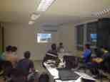 Encontro da comunidade Ruby em Niterói