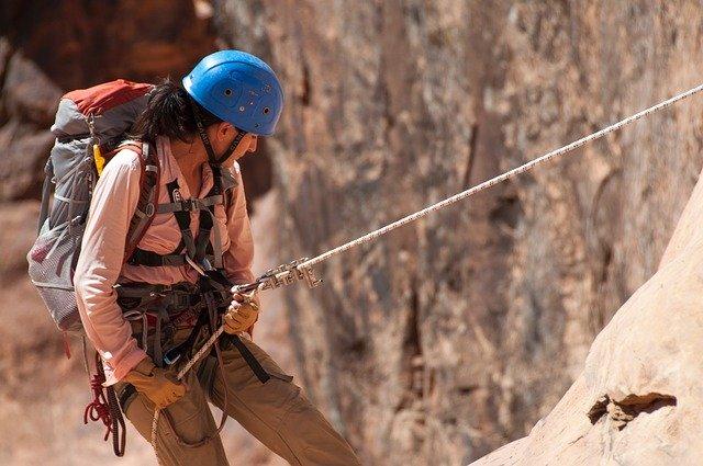 coragem para correr risco