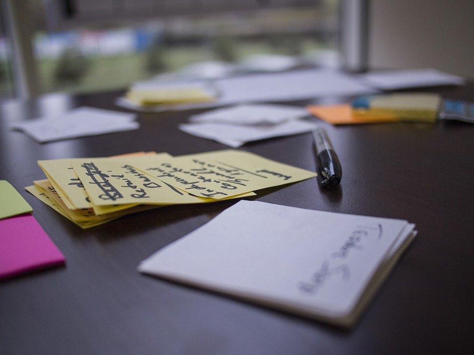 Lean Startup, Post It, Oficina, Validação, Pressupostos
