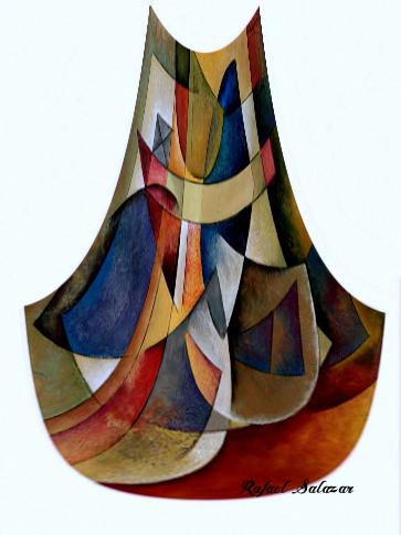 Modern Vase by Rafael Salazar ©