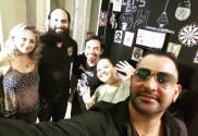 Rafael Freire dá entrevista na rádio Manaus Web Rock