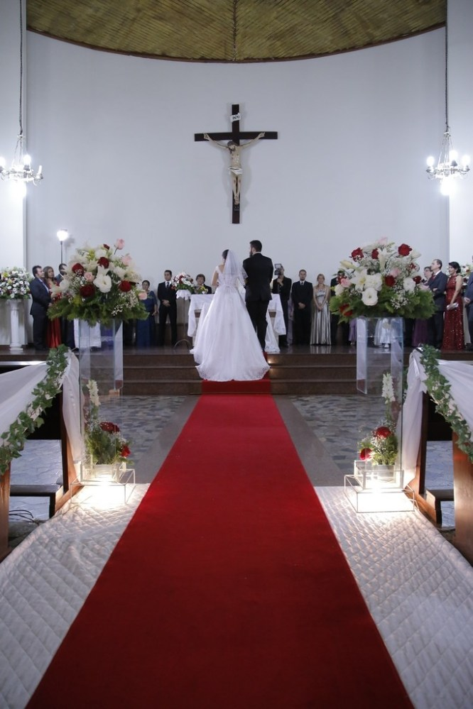 Casamento Lidiane Rocha e Rafael Funchal - Cerimônia