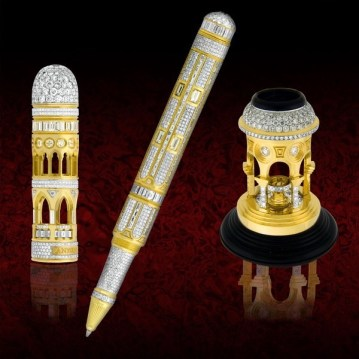 The Top Ten Most Expensive Pens In The World