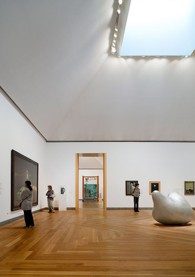 MODERNA MUSEET AND ARKITEKTURMUSEET IN STOCKHOLM – Rafael ...