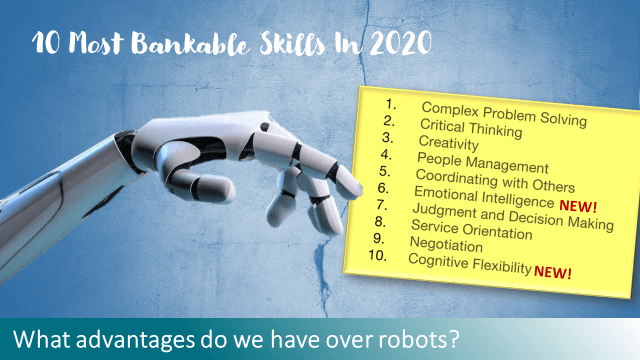 10 Most Bankable Skills in 2020