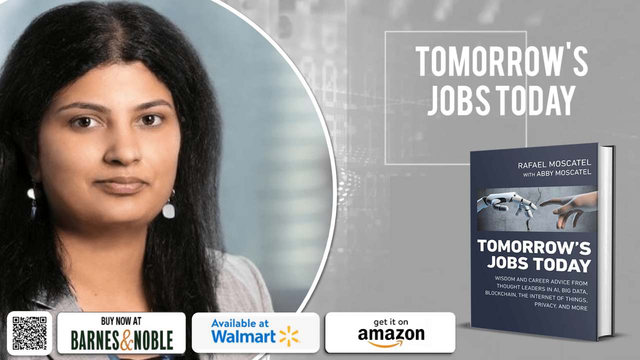 Priya Keshav - MeruData - Tomorrow's Jobs Today - IoT