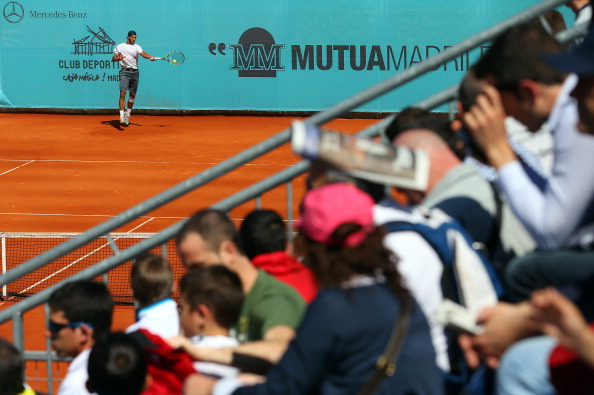 Mutua Madrid Open - Day One