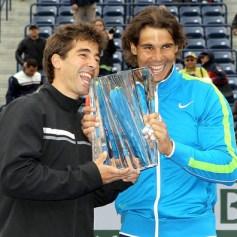 Rafa and Marc Lopez - Rafael Nadal Fans (1)