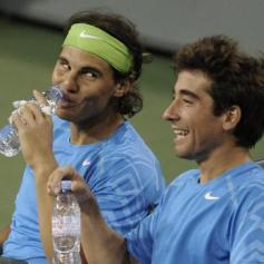 Rafa and Marc Lopez - Rafael Nadal Fans (11)