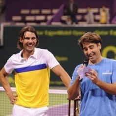 Rafa and Marc Lopez - Rafael Nadal Fans (13)