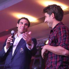 Rafa and Marc Lopez - Rafael Nadal Fans (14)